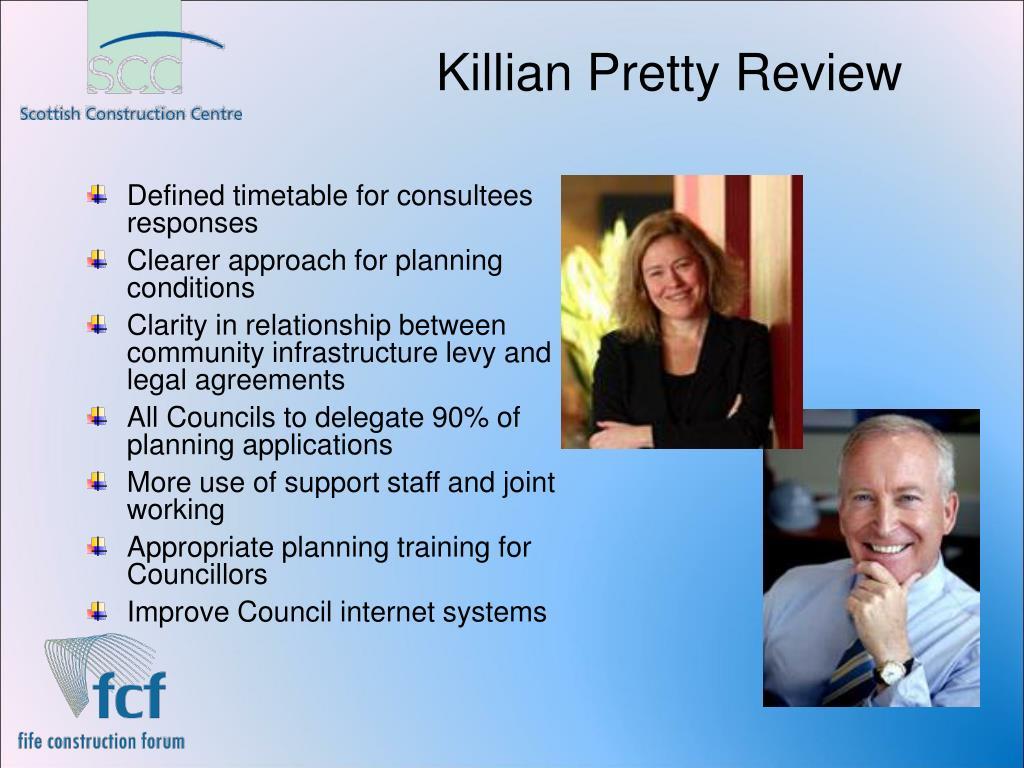 Killian Pretty Review