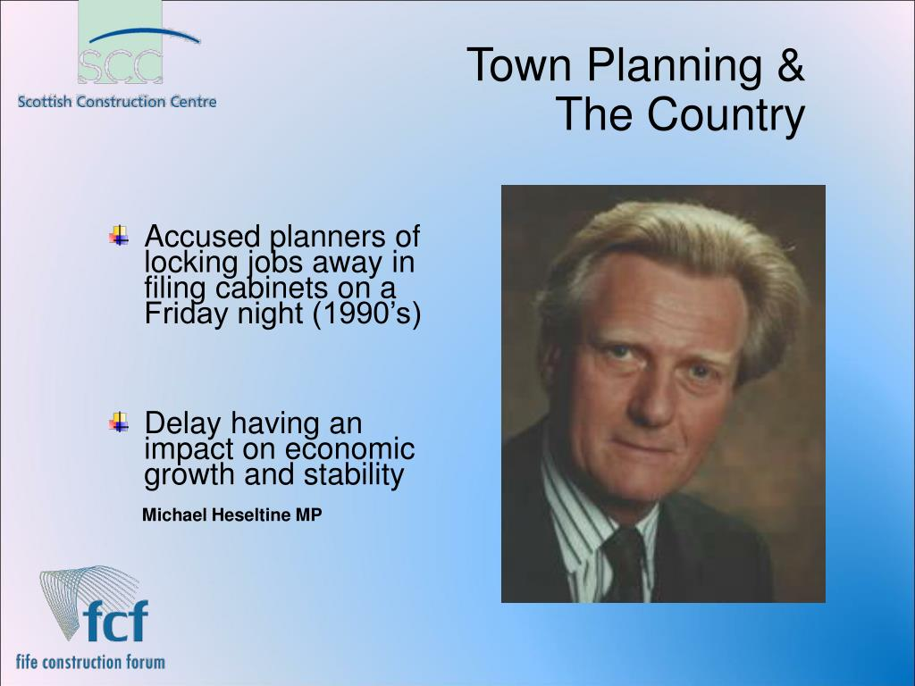 Town Planning &