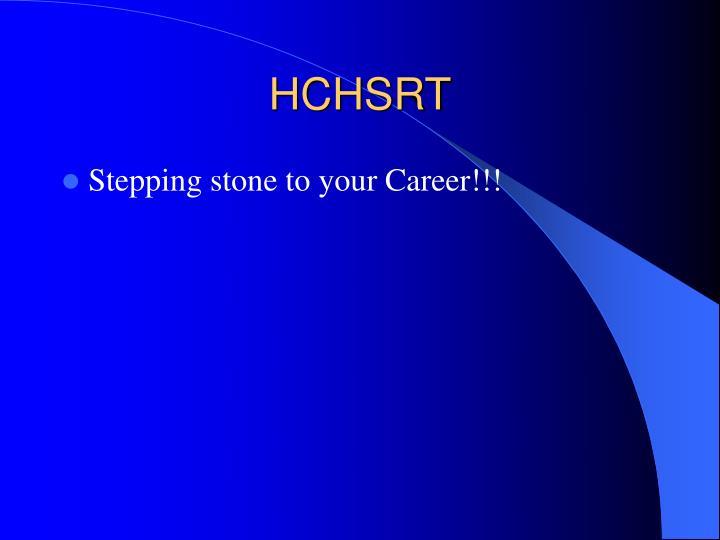 HCHSRT
