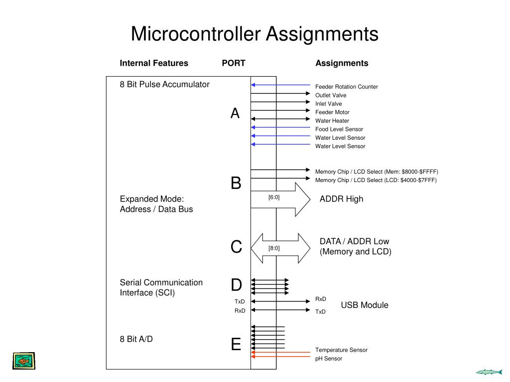 Microcontroller Assignments