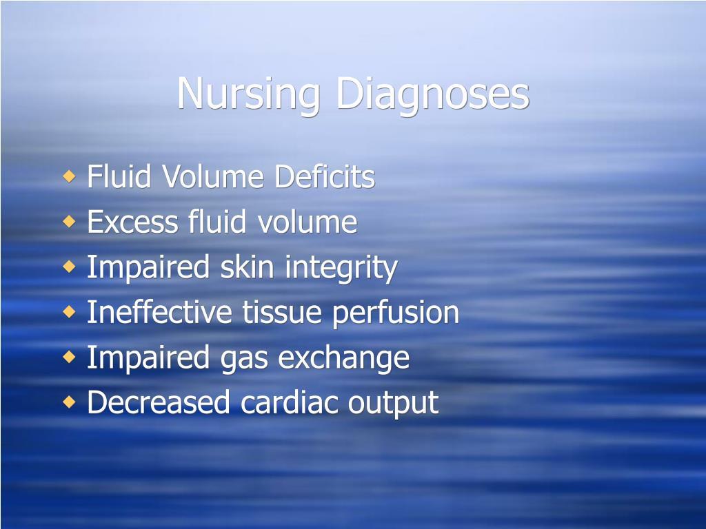 impaired tissue integrity nursing diagnosis
