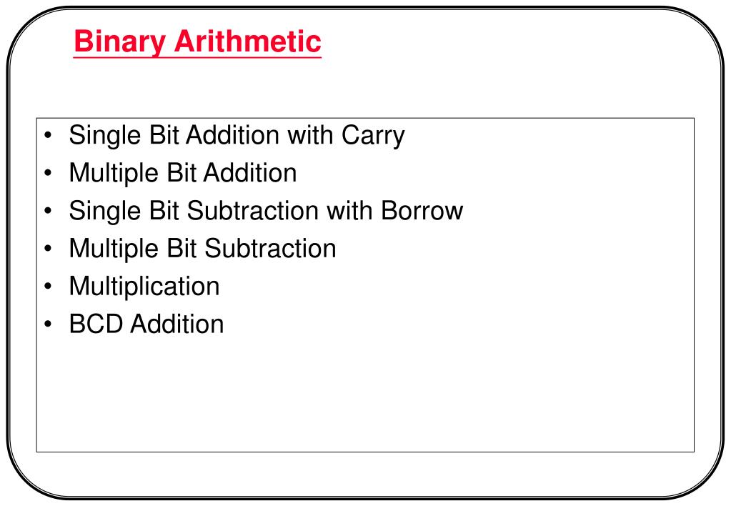 Single Bit Addition with Carry