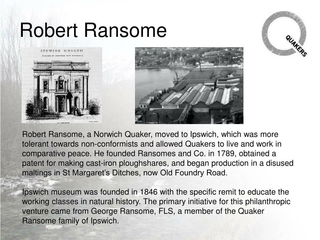 Robert Ransome