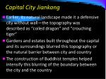 capital city jiankang