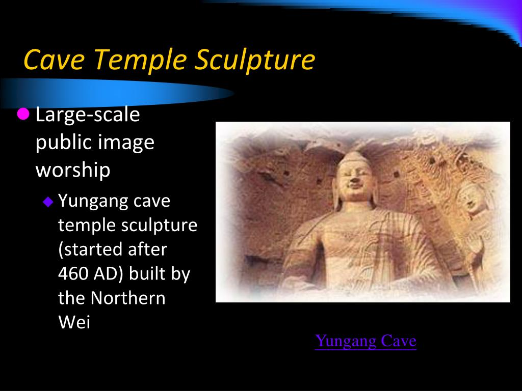 Cave Temple Sculpture