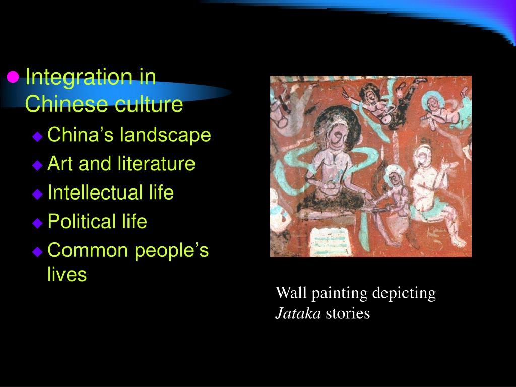 Integration in Chinese culture