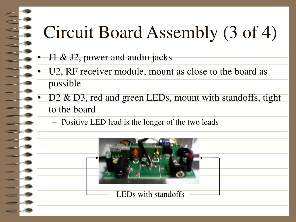 Circuit Board Assembly (3 of 4)