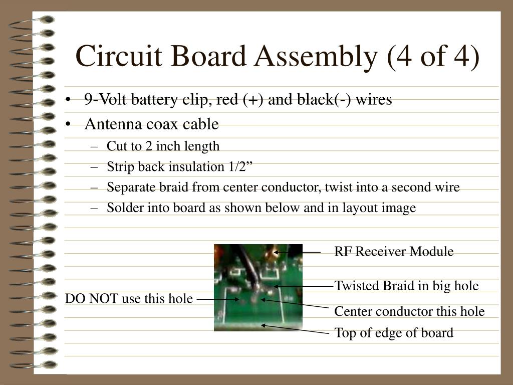 Circuit Board Assembly (4 of 4)