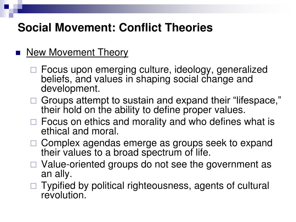 social conflict theory essays Sociology term papers (paper 15995) on conflict theory : the conflict theory is one of three major ideologies of sociology that explains social life it conveys.