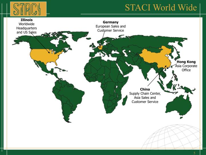 STACI World Wide