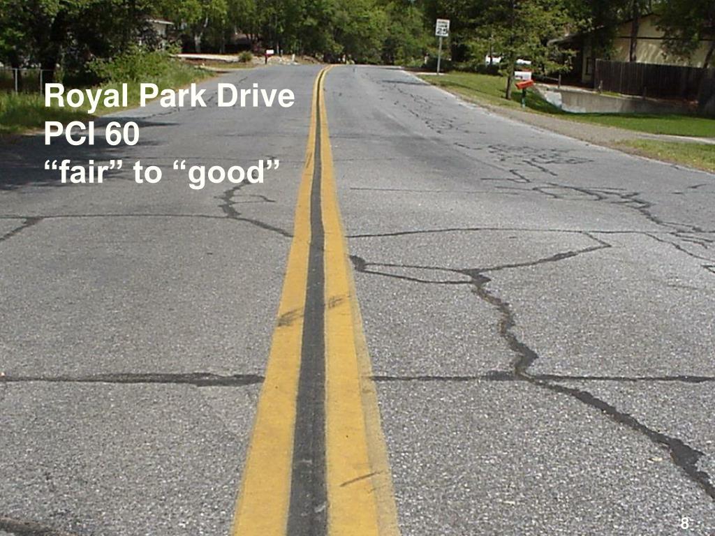Royal Park Drive