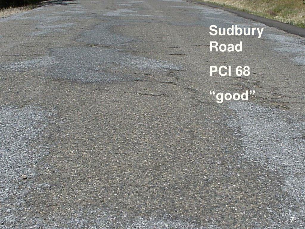 Sudbury Road
