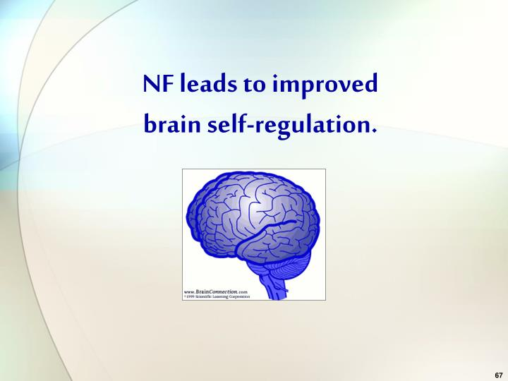 NF leads to improved
