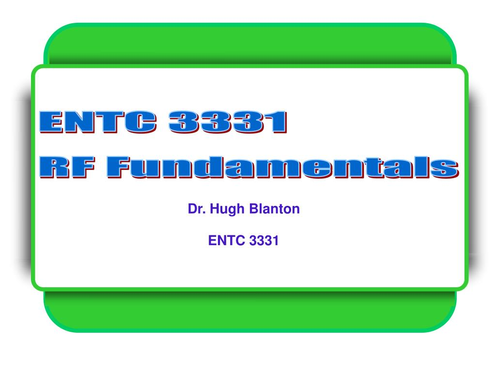 ENTC 3331