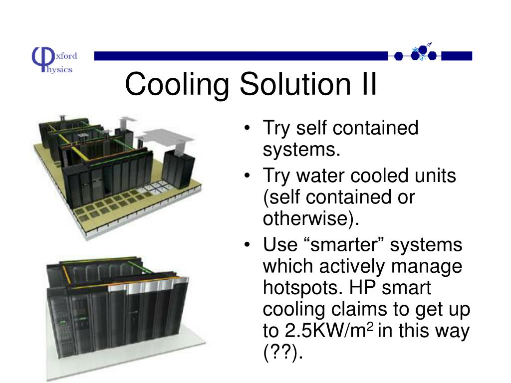 Cooling Solution II