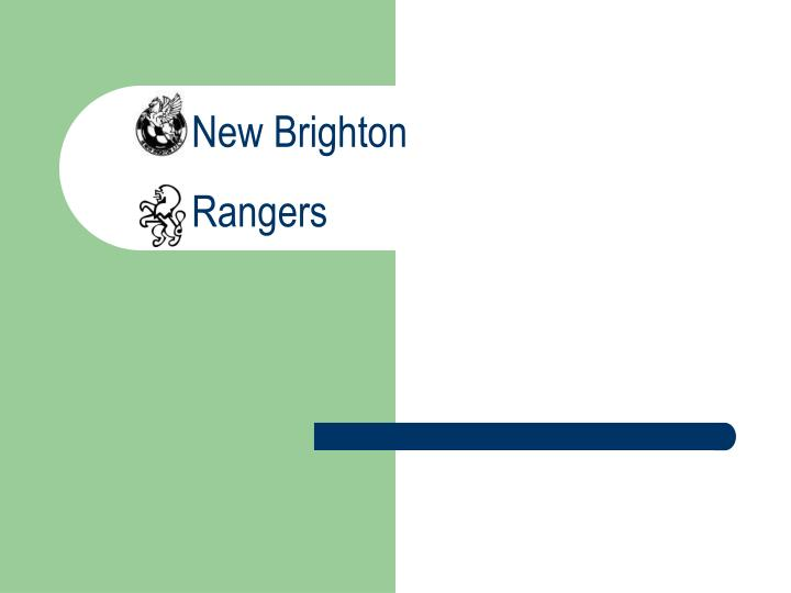 New brighton rangers