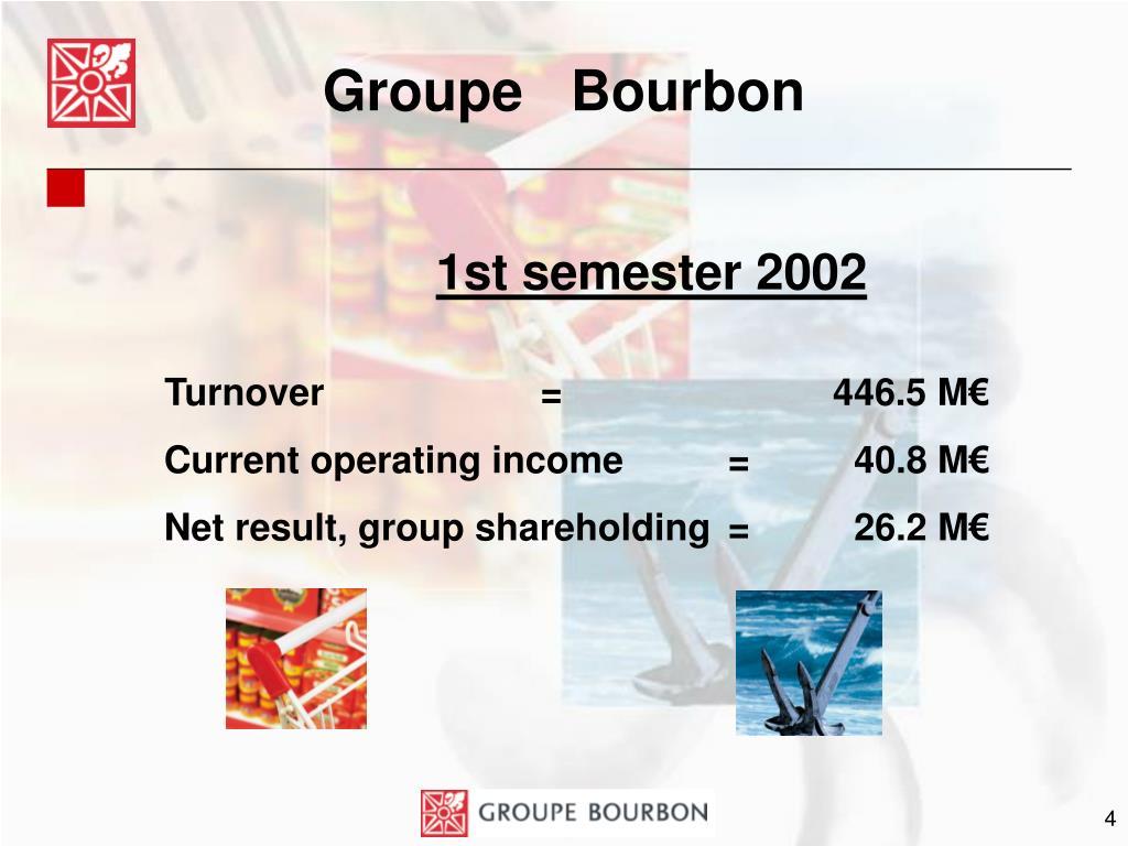 Groupe   Bourbon