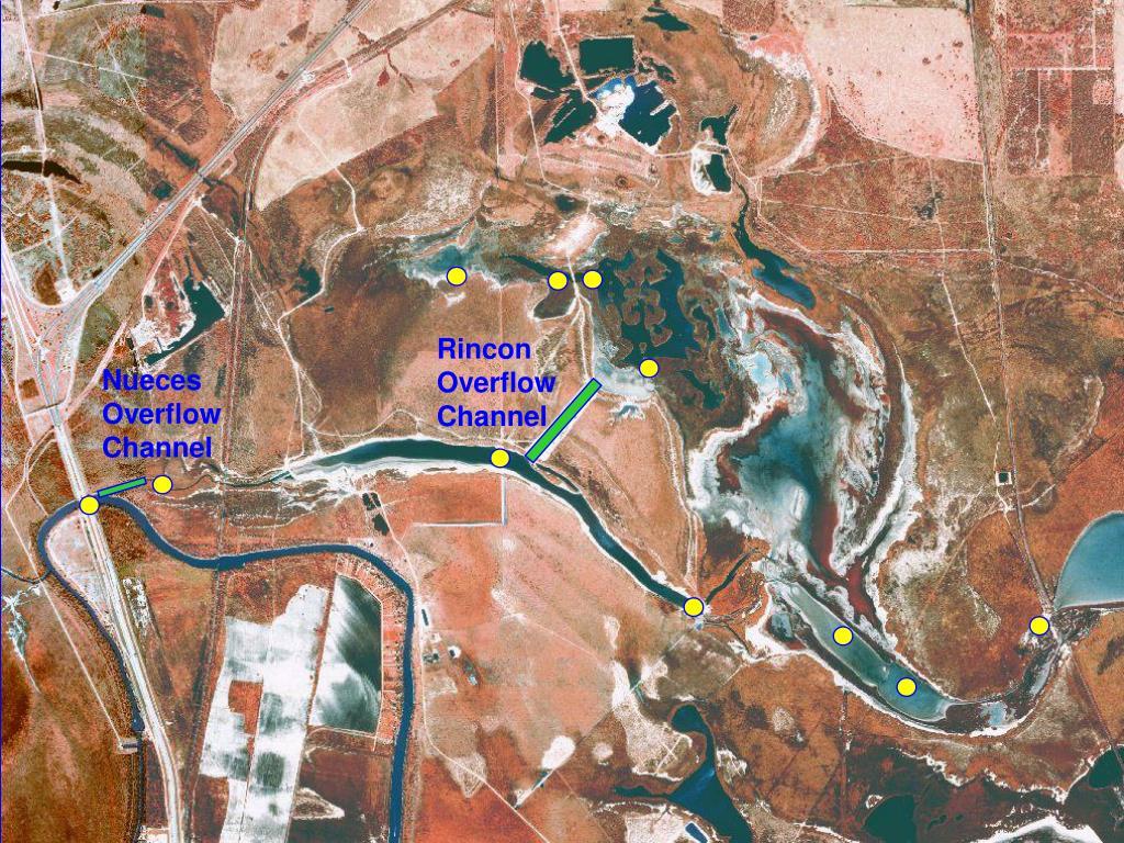 Rincon Overflow Channel