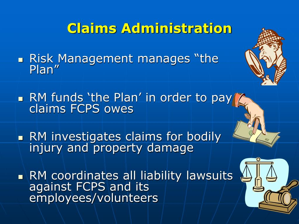 Claims Administration