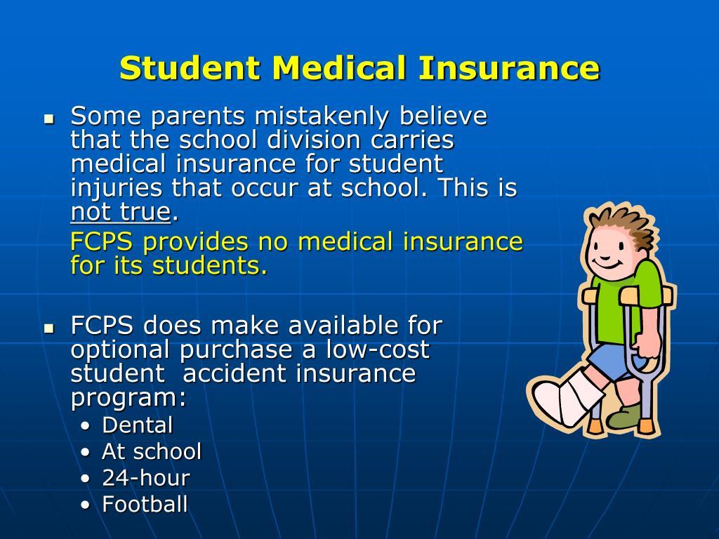 Student Medical Insurance