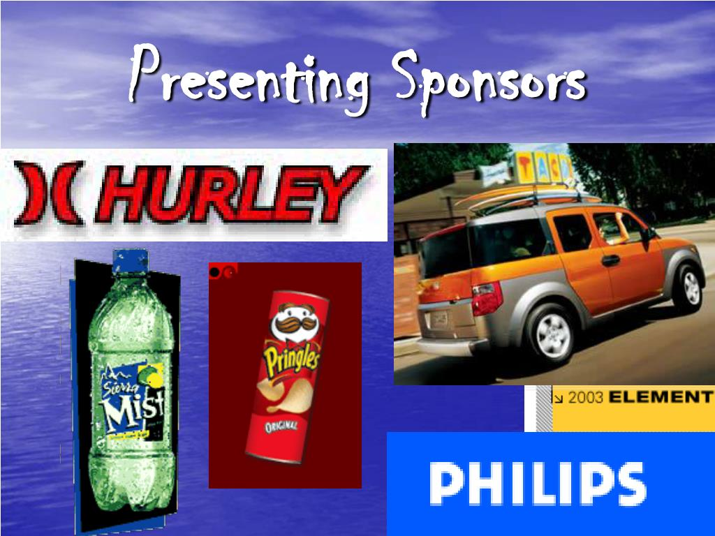 Presenting Sponsors