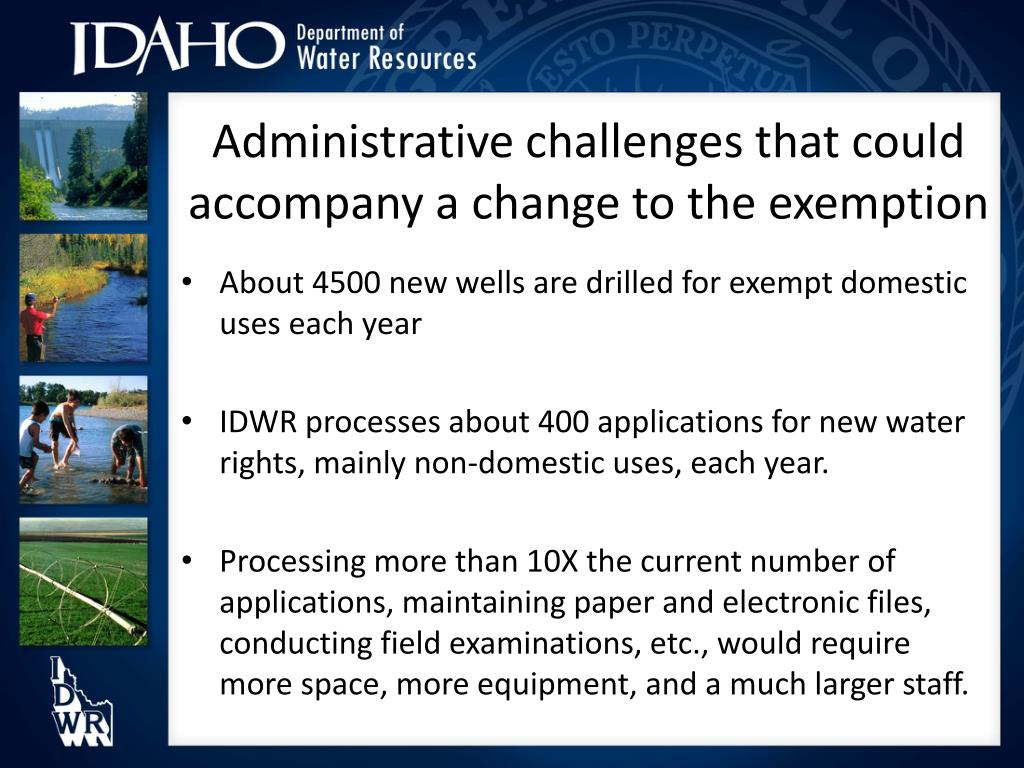 administrator challenges The top administrative challenges coming out of health  let's start with the three biggest challenges first:  excise tax to each insurer and plan administrator.
