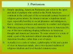 3 puritanism