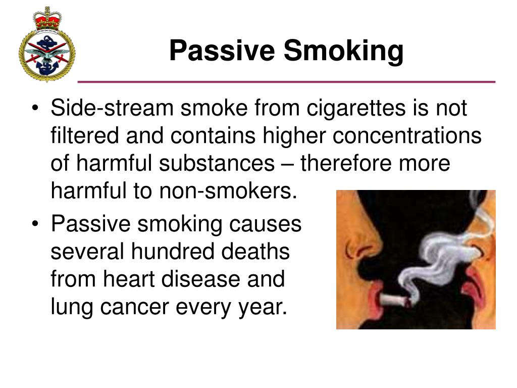passive smoking essay Breathing of smoke caused by someone else is known as passive smoking this second hand smoke comes with serious harmful side effects.