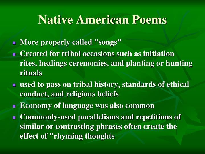 american me poem