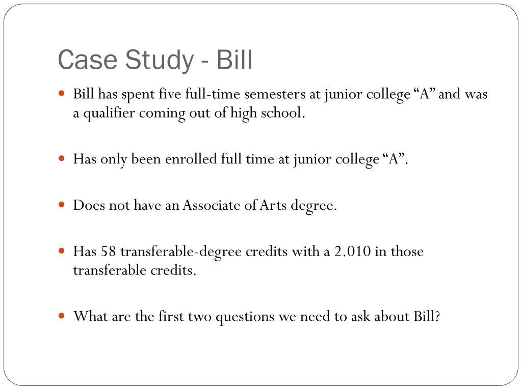Case study on bills of exchange