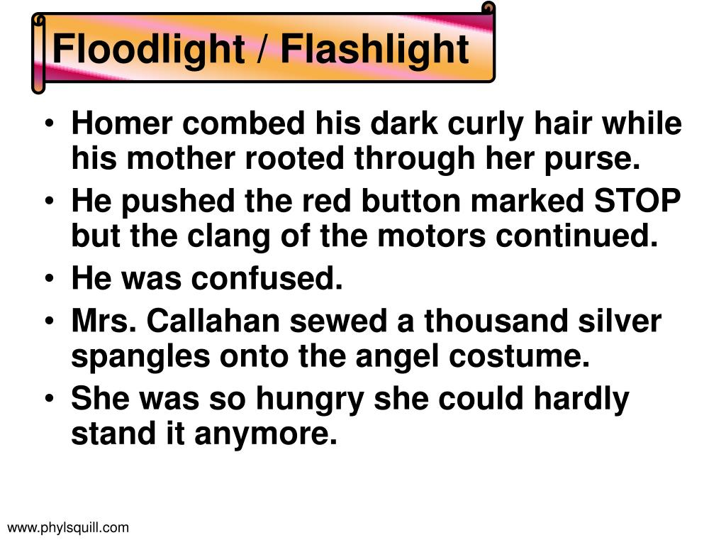Floodlight / Flashlight