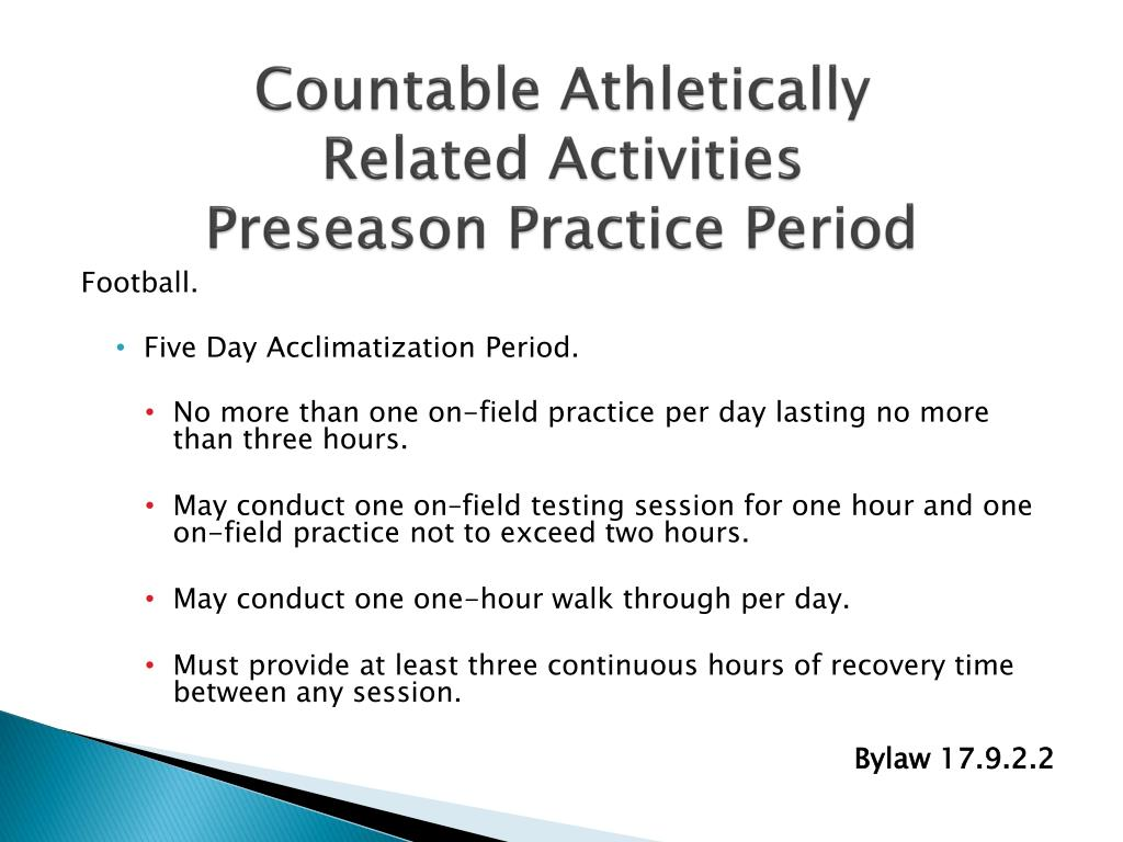 Countable Athletically