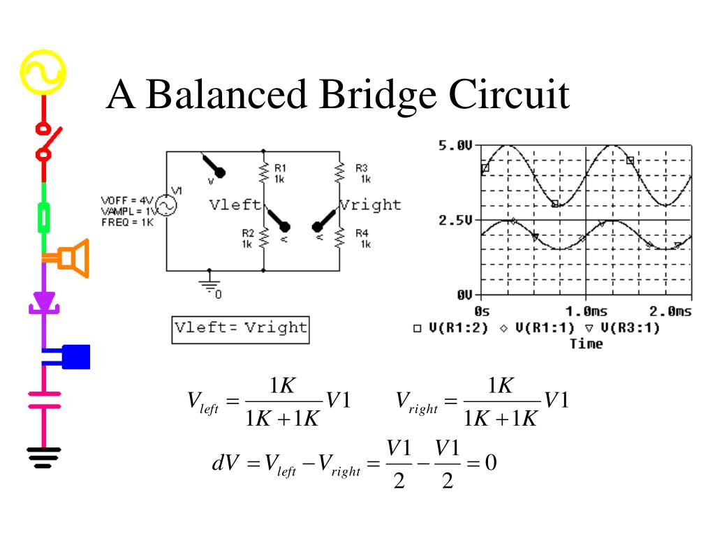 A Balanced Bridge Circuit
