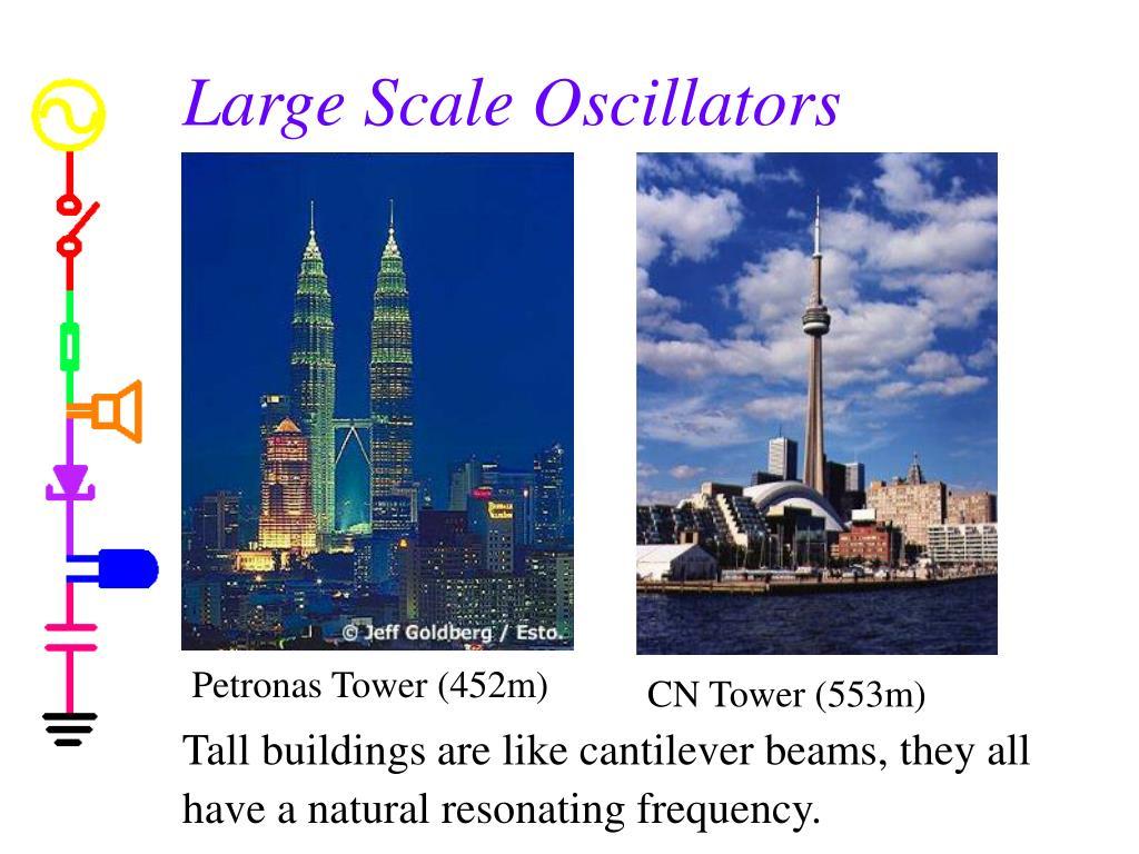 Large Scale Oscillators