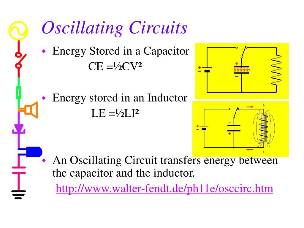 Oscillating Circuits