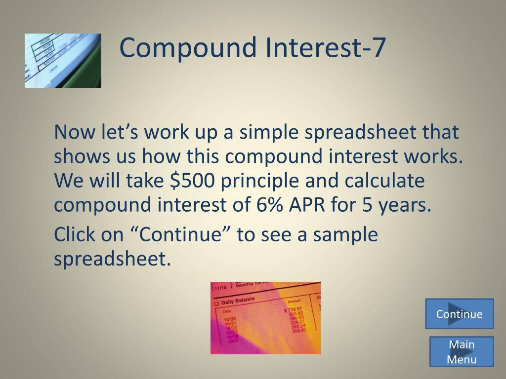 Compound Interest-7