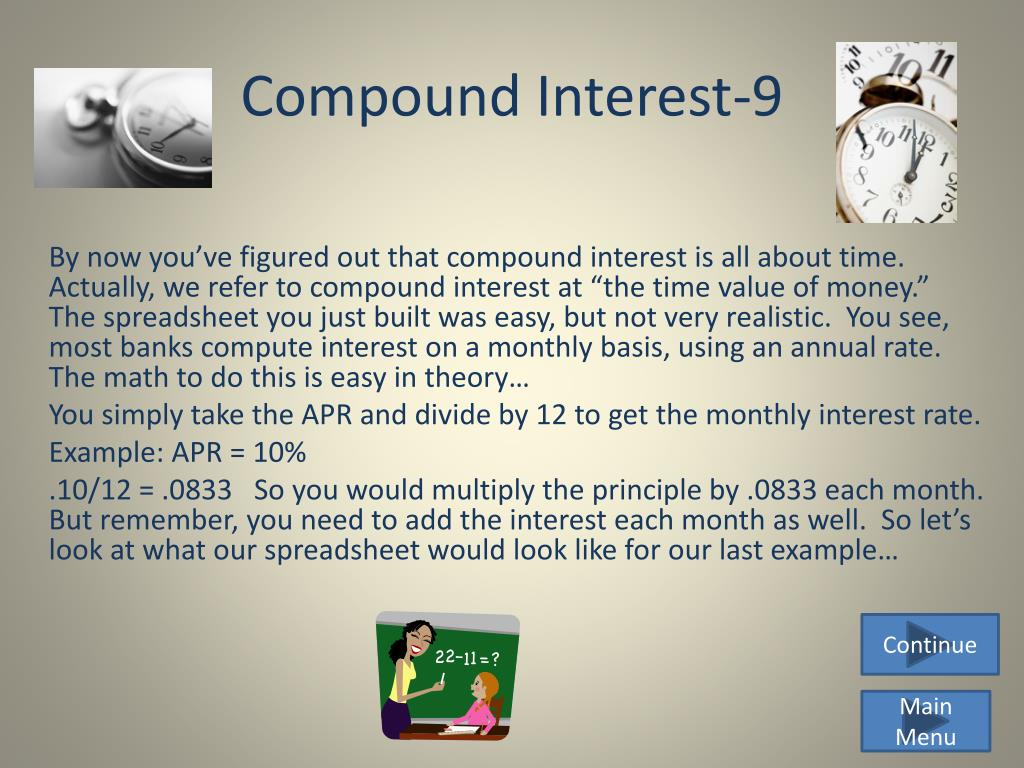 Compound Interest-9