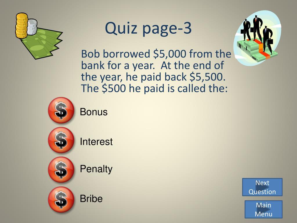 Quiz page-3
