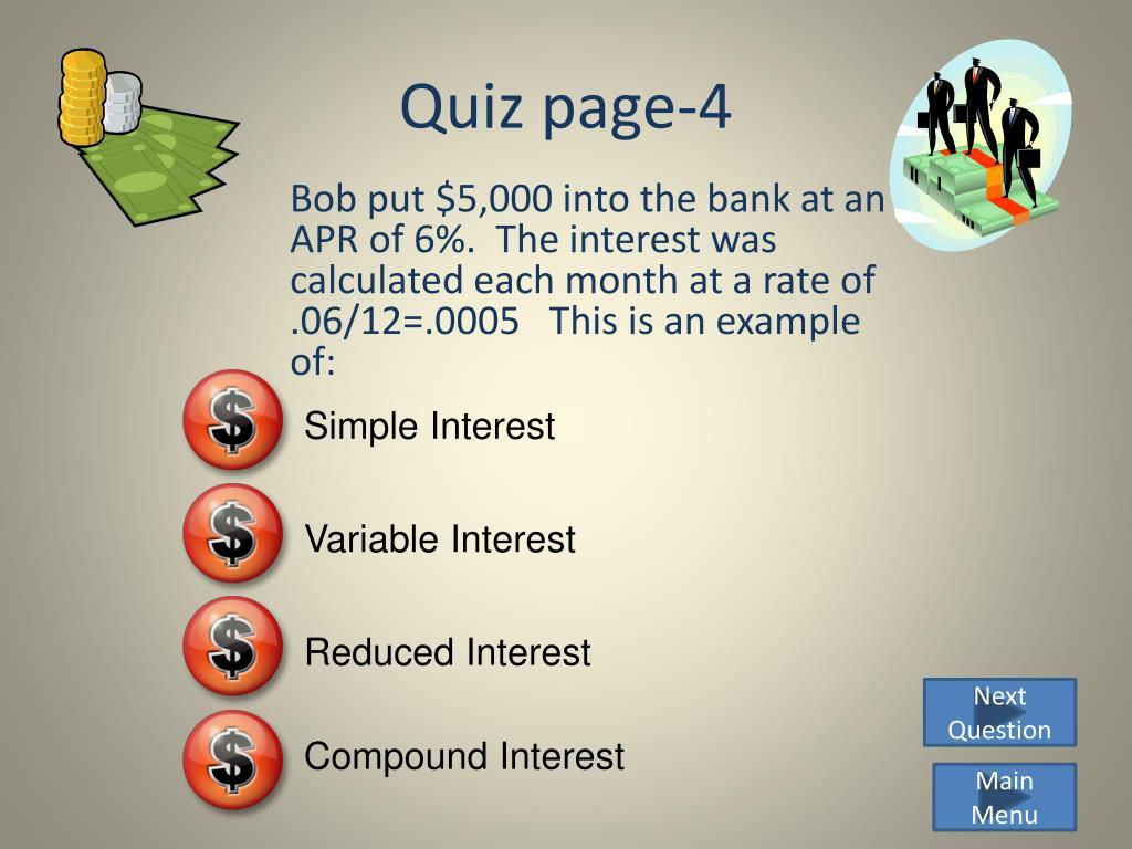Quiz page-4