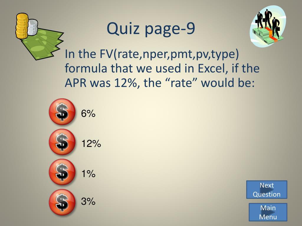 Quiz page-9
