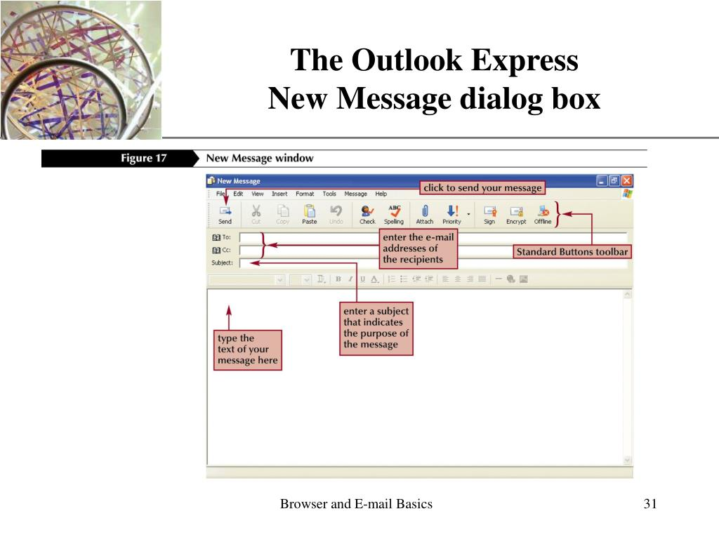 The Outlook Express