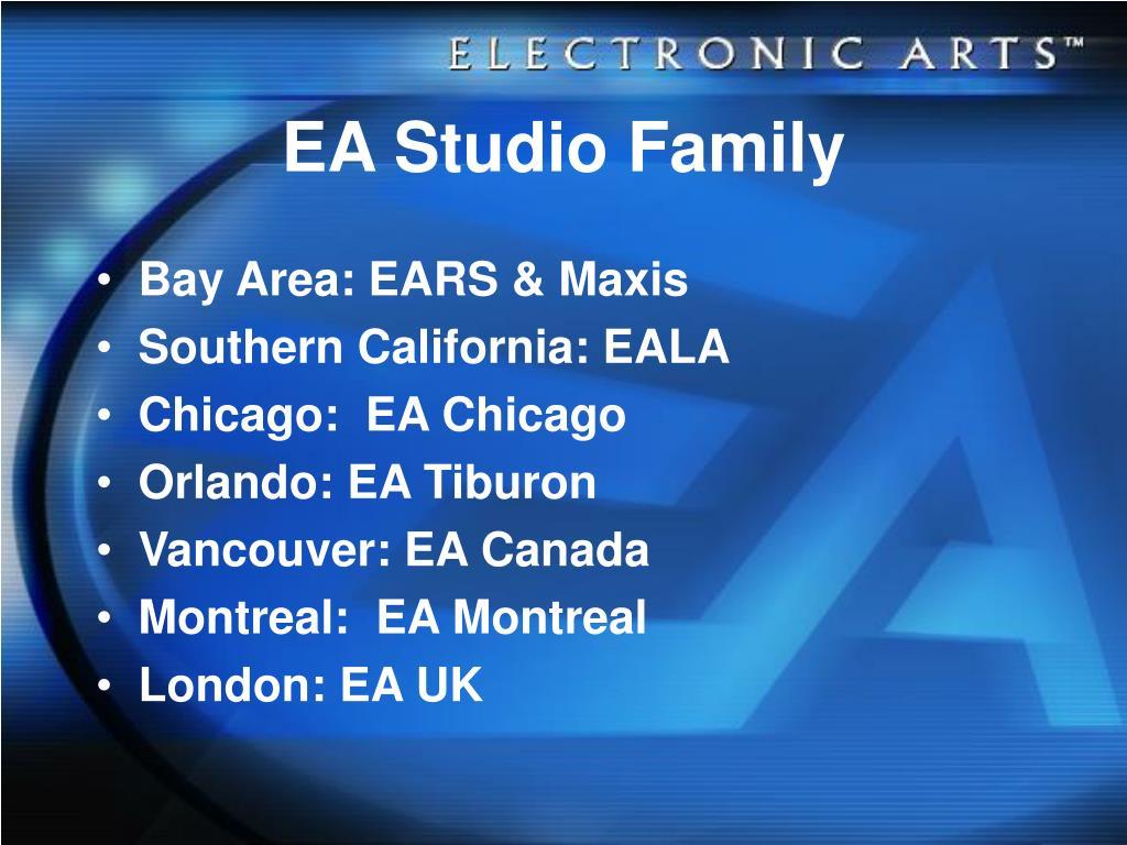 EA Studio Family