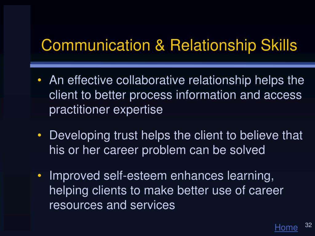 PPT - Career Counseling and Services: A Cognitive ...