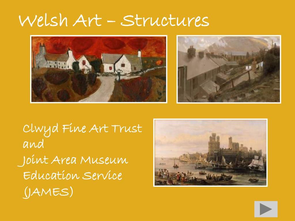 Welsh Art – Structures