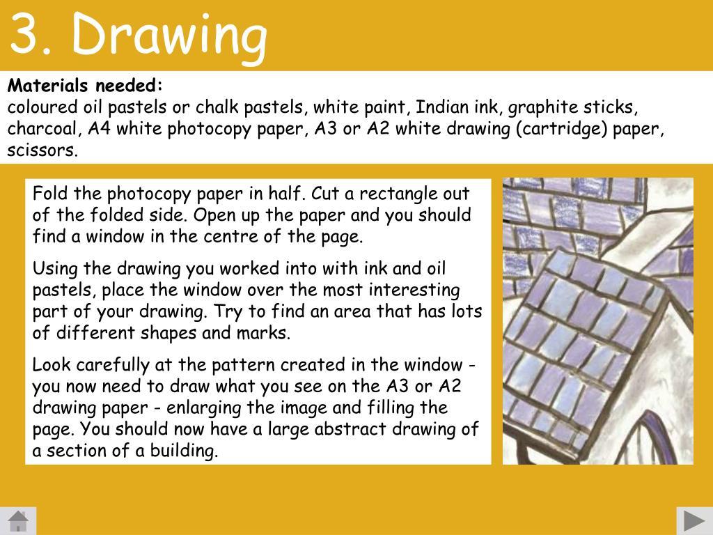 3. Drawing