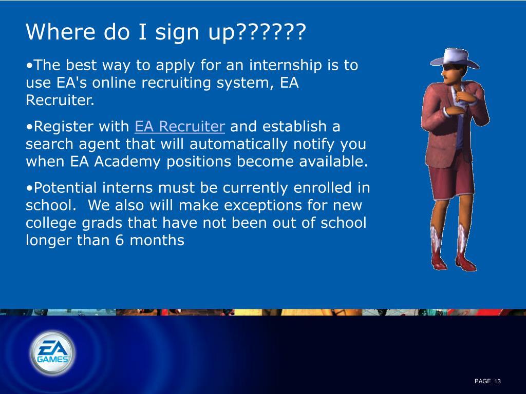 Where do I sign up??????