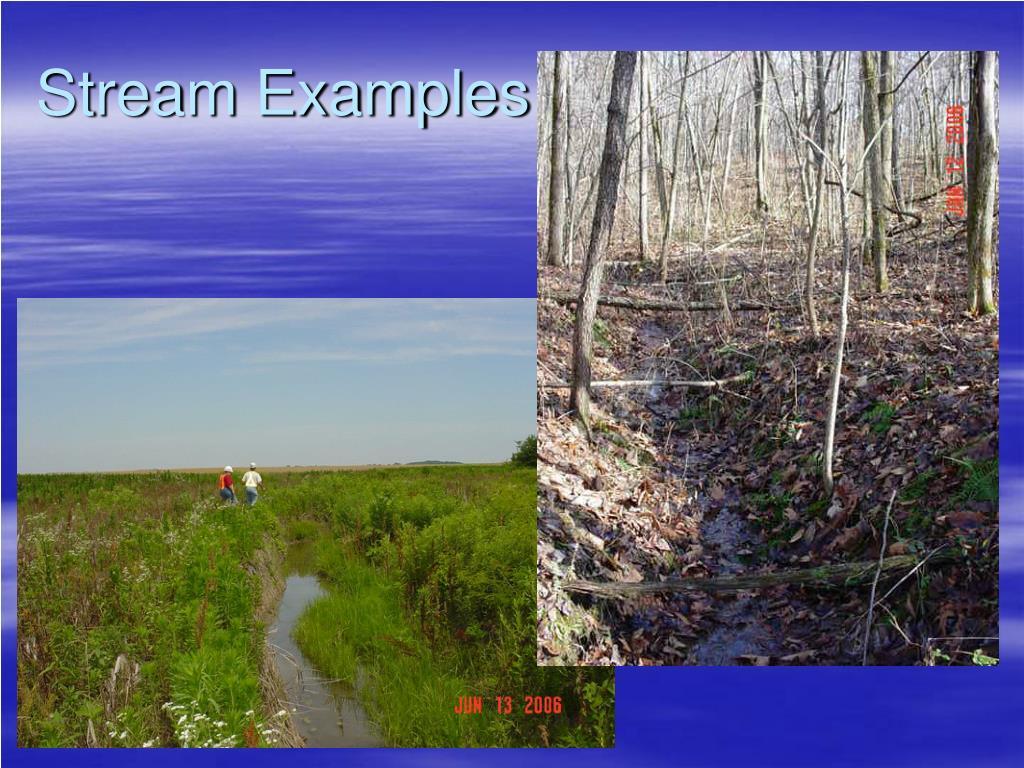 Stream Examples