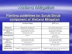wetland mitigation82
