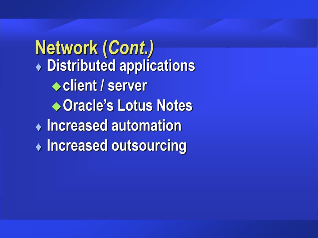 Network (