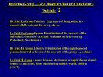 douglas group grid modification of durkheim s suicide 2